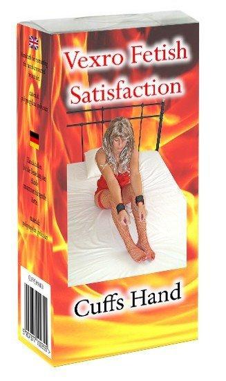 Vexro zestaw BDSM CUFFS HAND