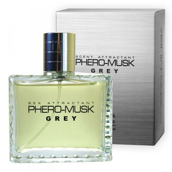 Phero-Musk Grey 100ml