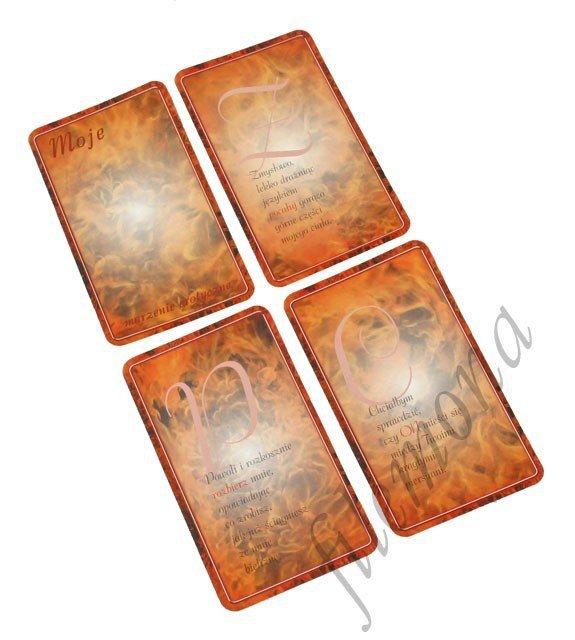 Gra erotyczna Gorące Igraszki karty