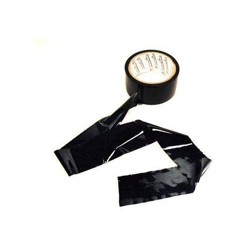 Taśma do krępowania Bondage Ribbon czarna