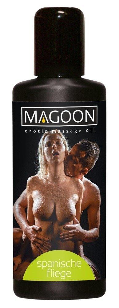 Olejek do masażu erotycznego Spanische Fliege