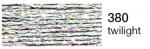 mulina Madeira Metalic perle 10 -twilight 380
