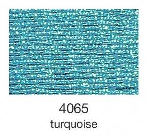 mulina Madeira Metallic 4-turquoise 4065