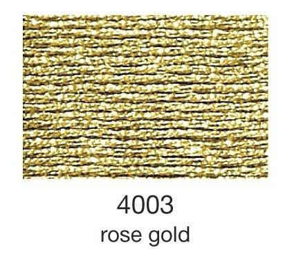 Metallic 4-roze gold 4003