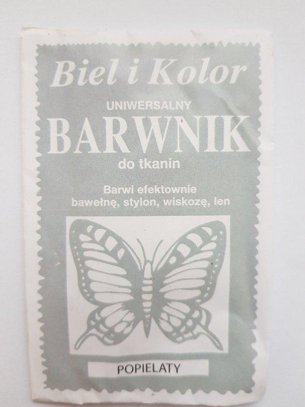 Barwnik - Biel i Kolor - popielaty
