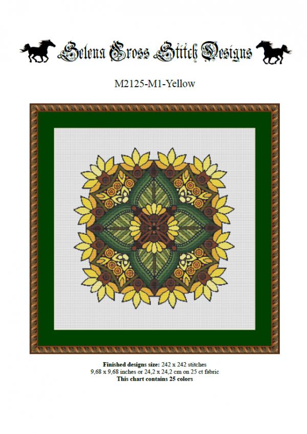 M2125 - żółty