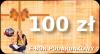 e-Bon podarunkowy o nominale 100 zł