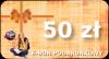 e-Bon podarunkowy o nominale 50 zł