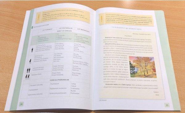 B1 - Piszę, mówię i zdaję! Formy wypowiedzi pisemnych i ustnych na egzaminie certyfikatowym z języka polskiego jako obcego