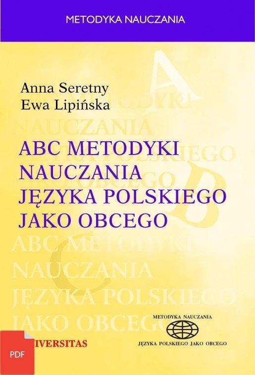 ABC metodyki nauczania języka polskiego jako obcego EBOOK