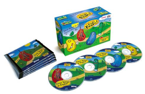 Wesołe fasolki. Bright Beans. Kurs języka angielskiego dla dzieci