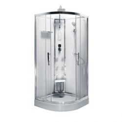 Kabina prysznicowa z hydromasażem Bergen Open NS 90 Durasan