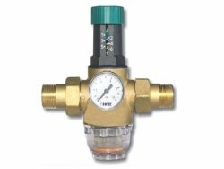 Reduktor ciśnienia wody Herz z filtrem 1 cal