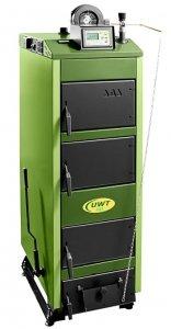 SAS UWT węglowo-miałowy, uniwersalny z nadmuchem i sterowaniem 3.0 36kW