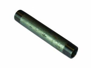 Przedłużka ocynkowana 1/2 cala 45cm