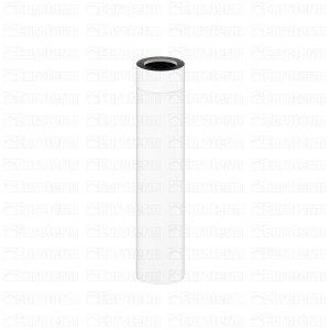 Rura 60/100 dwuścienna biała 0,5mb Spiroflex