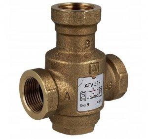 Zawór temperaturowy Afriso ATV 333 1 CAL 45°C