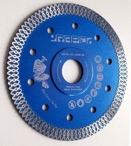 TARCZA 125mm RAPID SILENT CUT BLUE