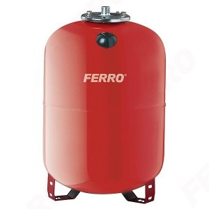 Naczynie przeponowe FERRO CO 50L stojące