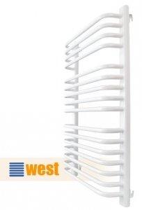 Grzejnik łazienkowy 450X940 WEST