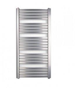 Grzejnik łazienkowy  TURAN 580x1400 srebrny metalik