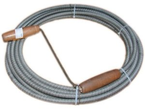 Spirala do udrażniania rur 9mm x 3m