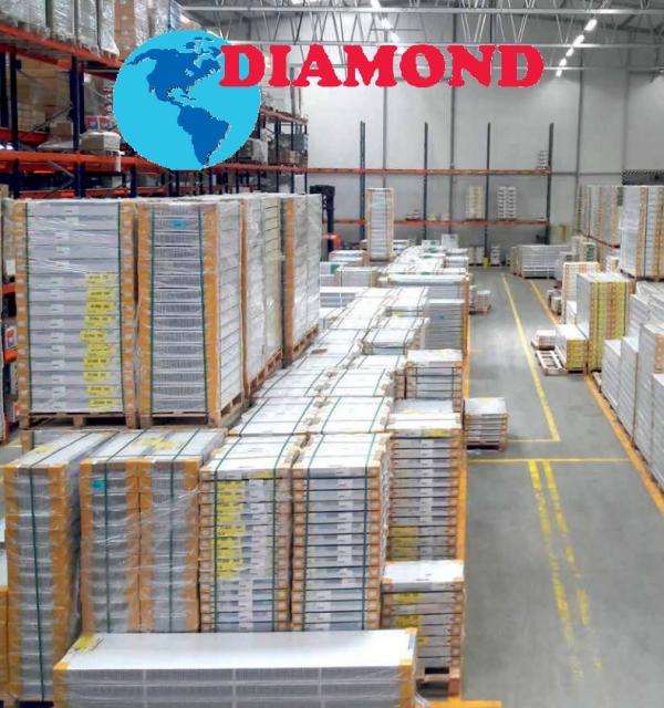 Grzejnik Diamond C22 600x1400
