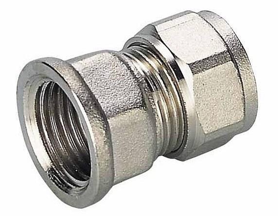 Złączka prosta PEX 16X1/2 GW skręcana