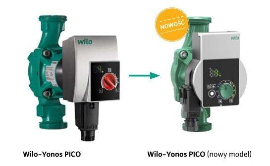 Pompa obiegowa WILO YONOS PICO 25/60 2.0