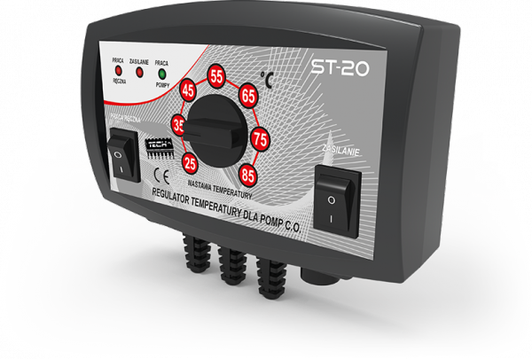 Sterownik do CO ST20