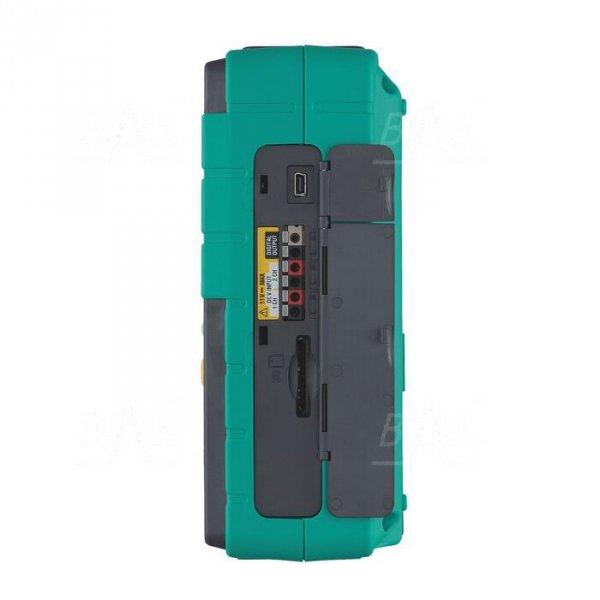 KEW6315-03 Analizator jakości en.+ 3 cęgi elast. 8130 1000A