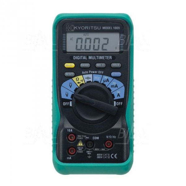 KEW1009 Multimetr automatyczny