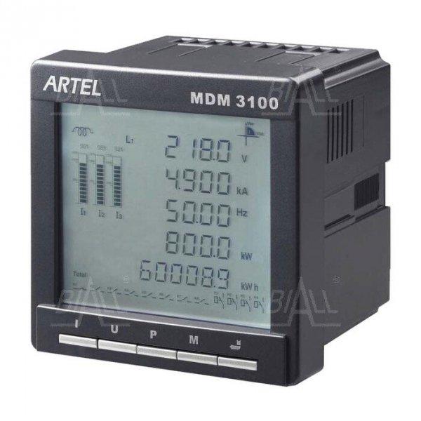 MDM3100 wielofunkcyjny miernik mocy 3-faz + moduł Gratis