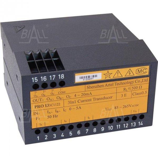 Przetwornik prądu 3-faz PRO I33C1122 ARTEL
