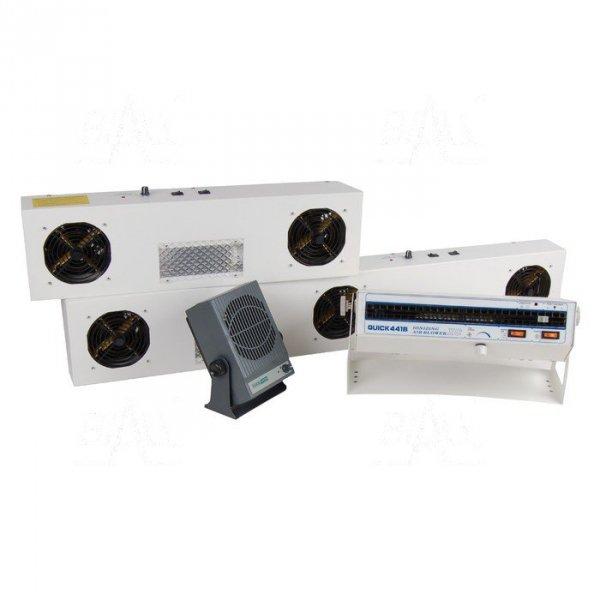 Quick 443A Jonizator -  Eliminator ładunków elektrostatycznych