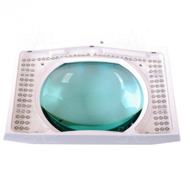 Lampa warsztatowa LED SMD z lupą(190x157mm) 8069LED-A 5D 9W