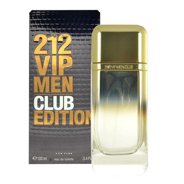 Carolina Herrera 2i2 Vip men club edition