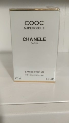Chanel coco mademioselle