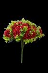 Bukiet chryzantema mała z dodatkami 24 kwiatów MIX