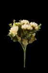 Bukiet chryzantemki z dodatkami  6 kwiatów