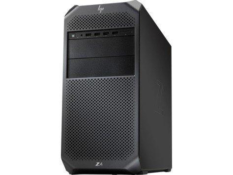 HP Inc. Stacja robocza Z4 G4 Xeon W-2123 W10P 256/16GB/DVD     2WU69EA
