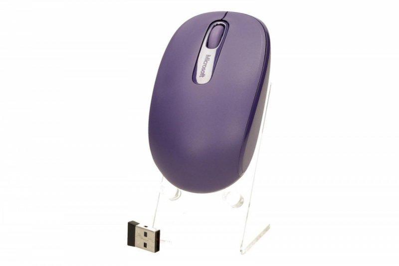 Microsoft Wireless Mobile Mouse 1850 Pantone Blue U7Z-00043