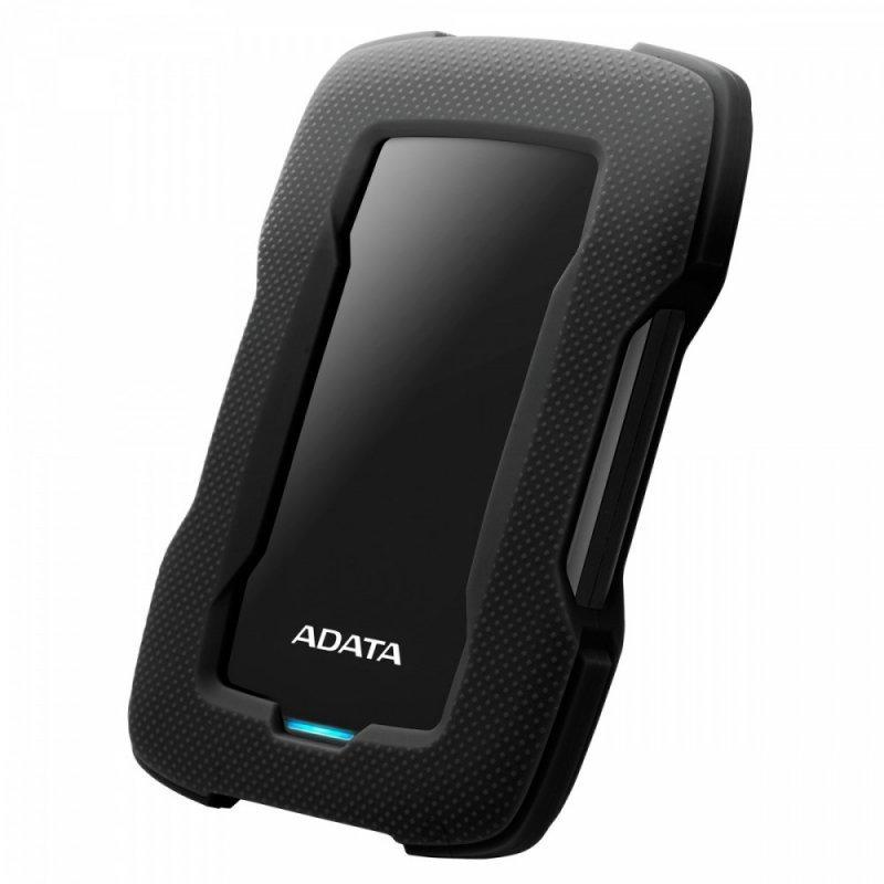 Adata Durable Lite HD330 1TB 2.5'' USB3.1 Czarny