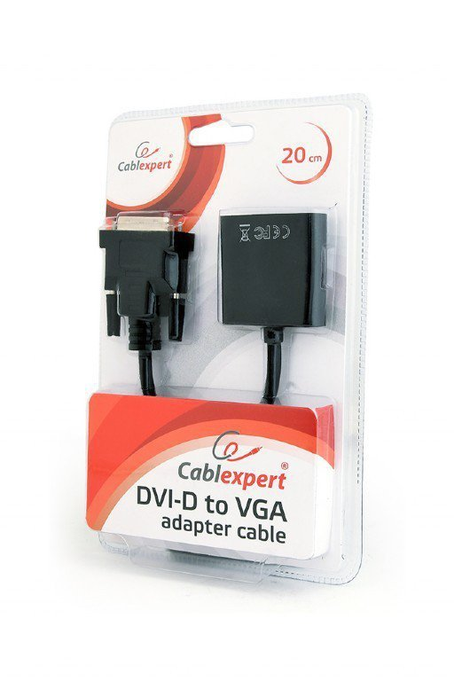 Gembird Adapter DVI-D do VGA żeński