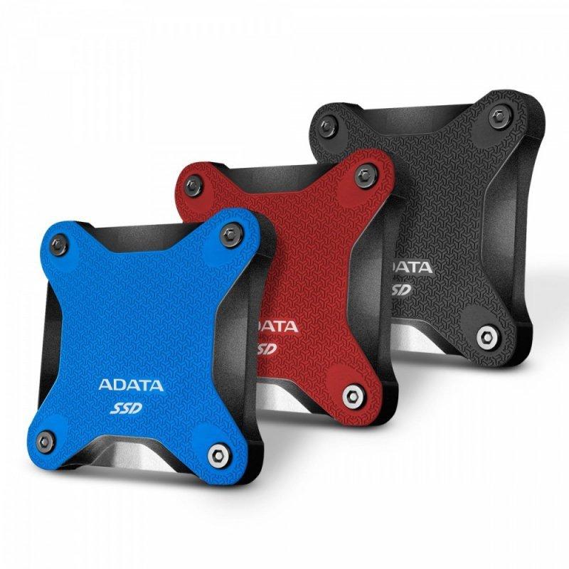 Adata Dysk SSD External SD600Q 960GB USB3.1 Black