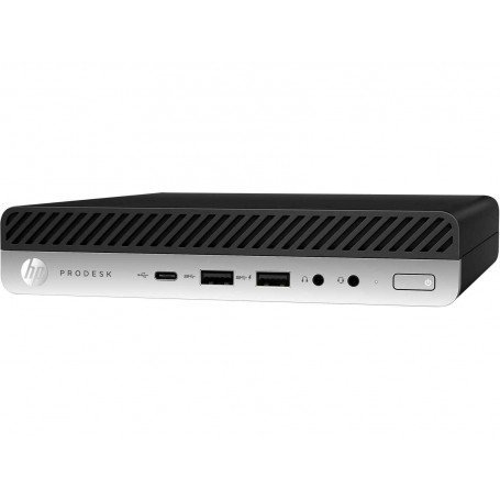 HP Inc. Komputer ProDesk Mini 600DM G5 i5-9500T 512/16GB/W10P 7PF25EA