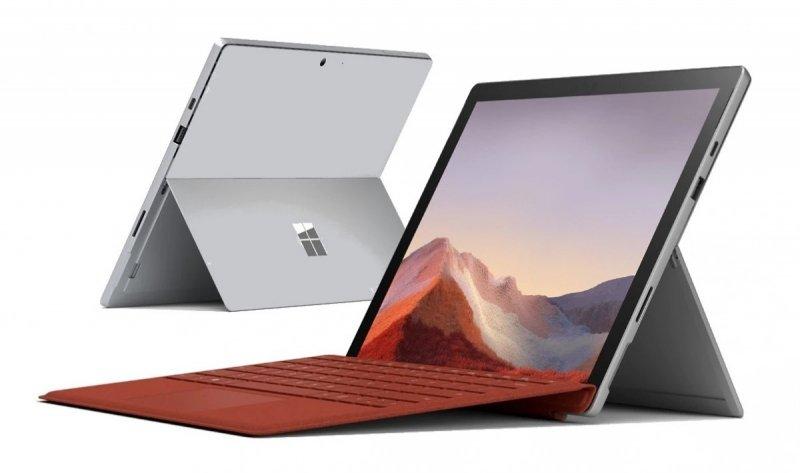 Microsoft Surface Pro 7 Platinium 128GB/i3-1005G1/4GB/12.3 Win10Pro Commercial PVP-00003