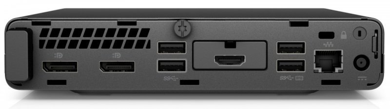 HP Inc. Komputer ProDesk Mini 600DM G5 i5-9500T 256/8GB/W10P     7PF22EA
