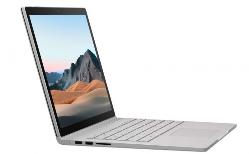 Microsoft Notebook Surface Book 3 W10Pro i7-1065G7/16GB/256GB/GTX 1650 4GB Commercial 13.5' SKY-00009