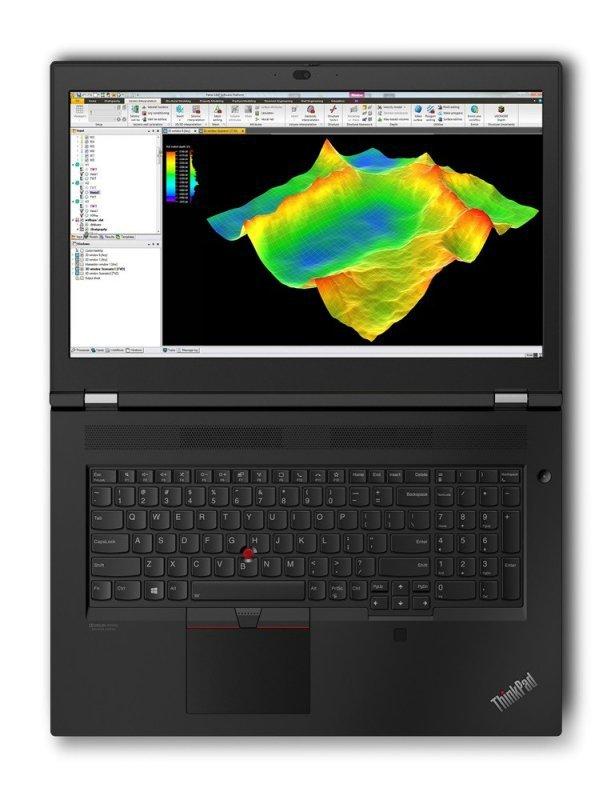 Lenovo Mobilna stacja robocza ThinkPad P17 Gen1 20SN000YPB W10Pro i9-10885H/32GB/1TB/RTX3000 6GB/17.3 UHD/3YRS Premier Support